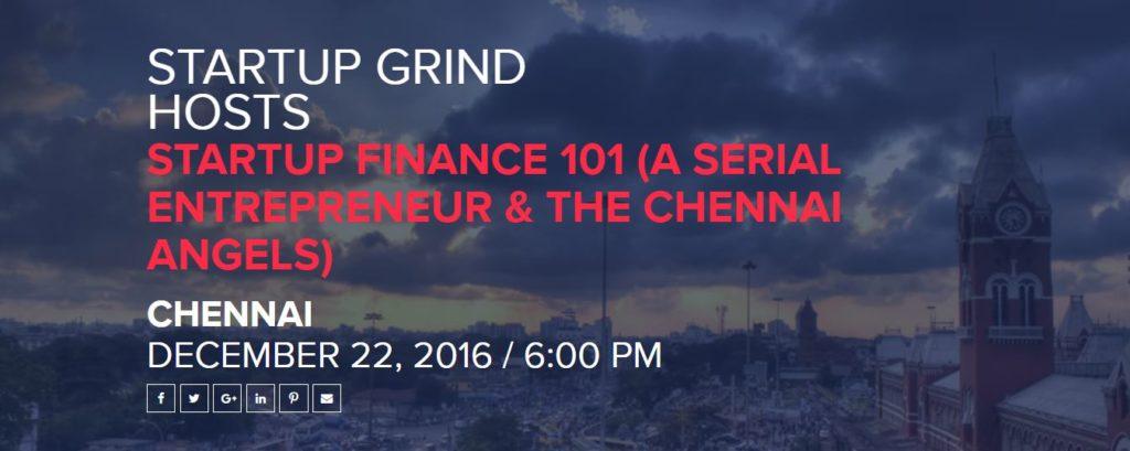 startup grind finance
