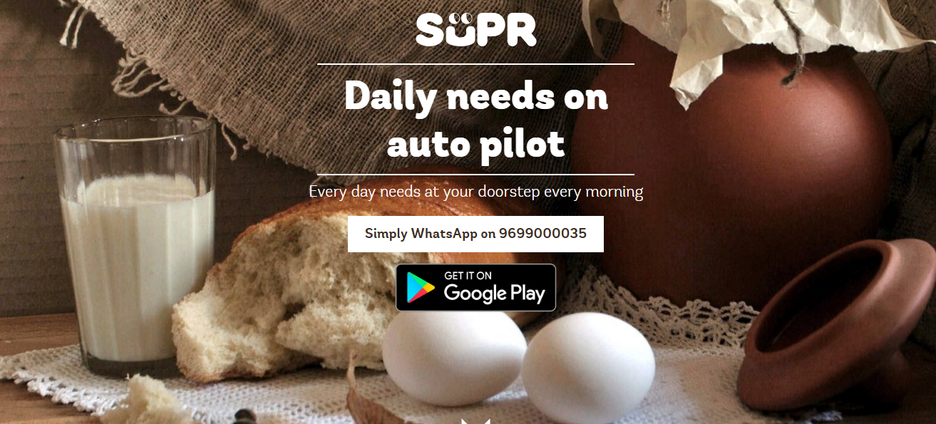 Supr Daily funding