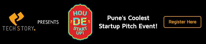 HouDe Startup - Pune's Coolest Pitching Event