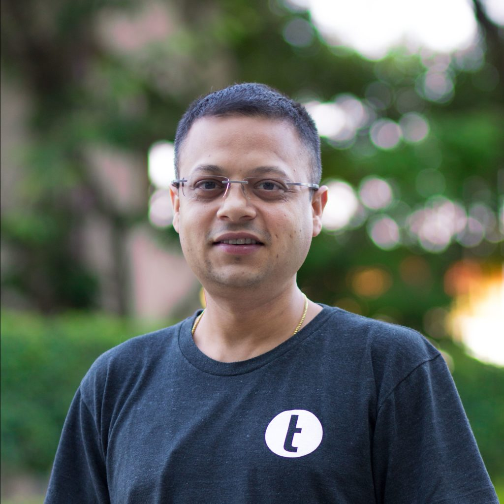 Abinash Tripathy, CEO and Co-founder, Helpshift