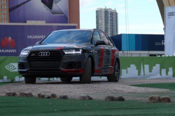 Audi, Nvidia