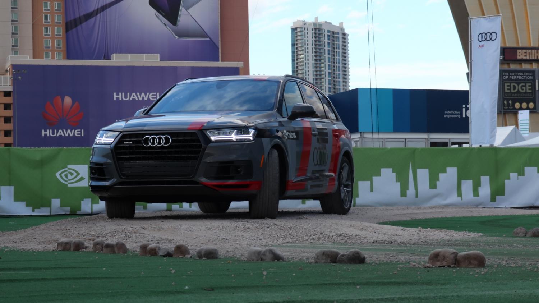Audi Nvidia