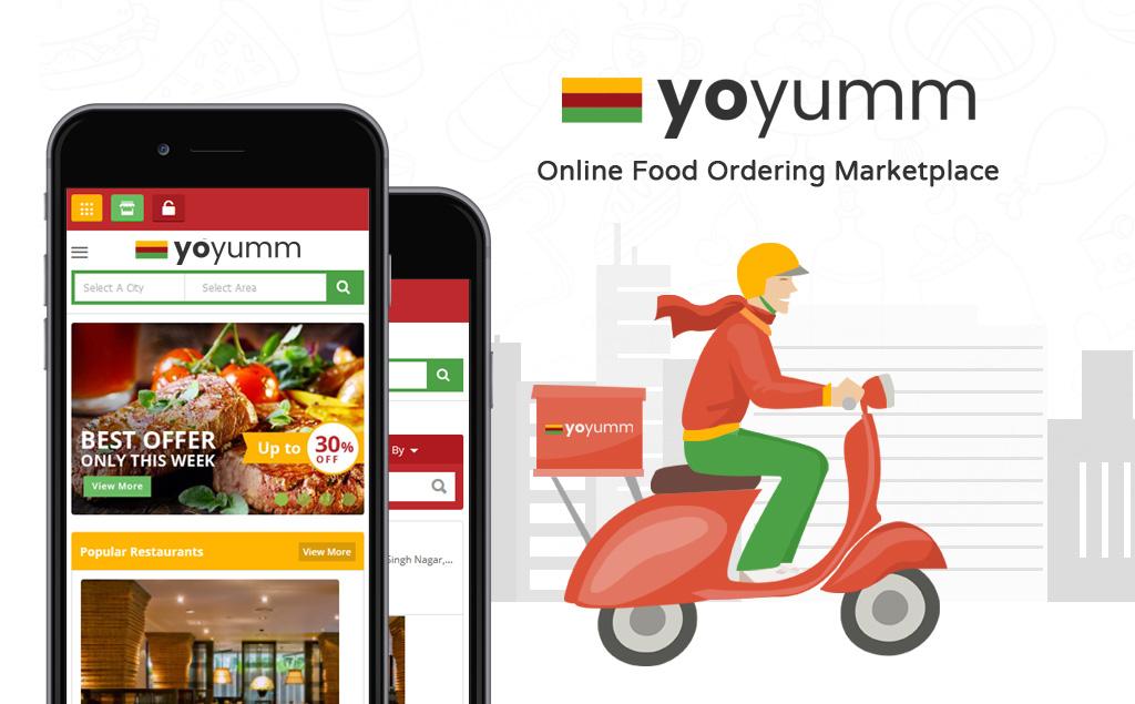 online food ordering software