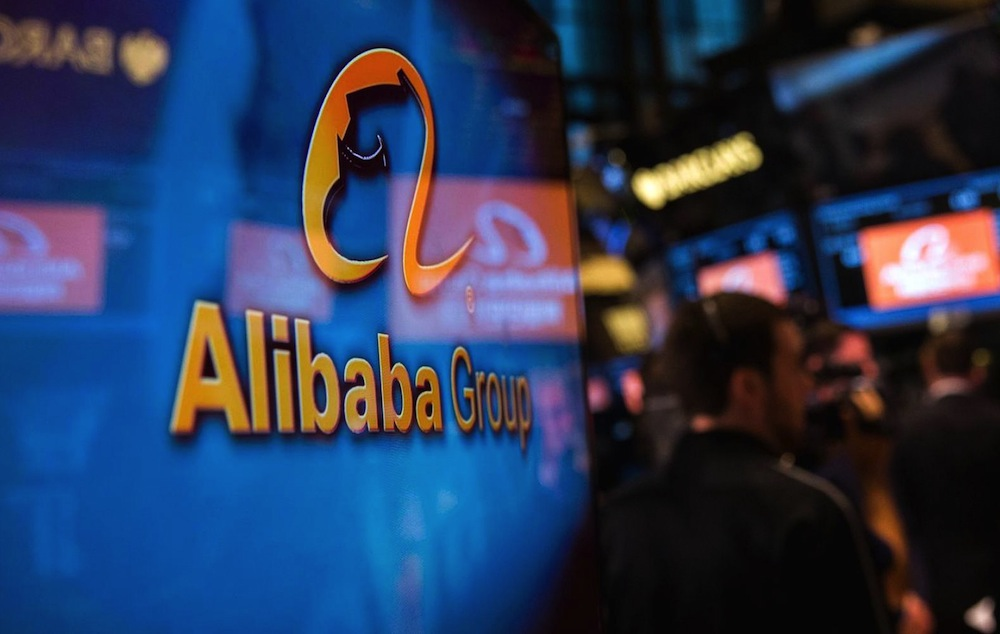 alibaba investment india