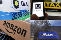 amazon-vs-flipkart-uber-vs-ola