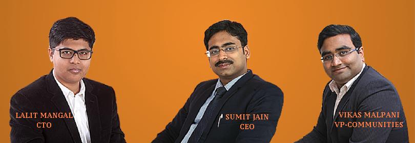 Sumit Jain, Vikas Malpani Lalit Mangal quit