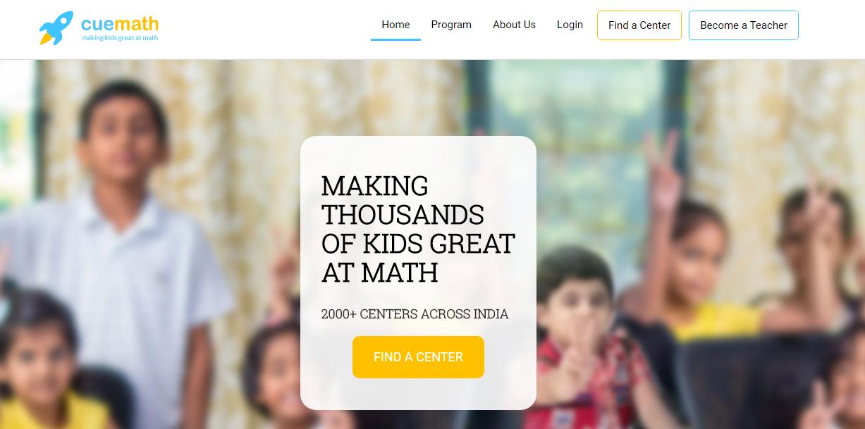 cuemath raises funding