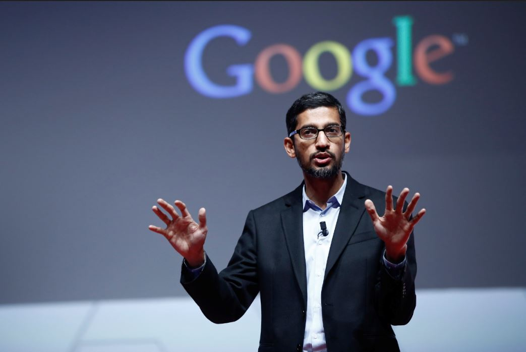 indians ruling us companies google