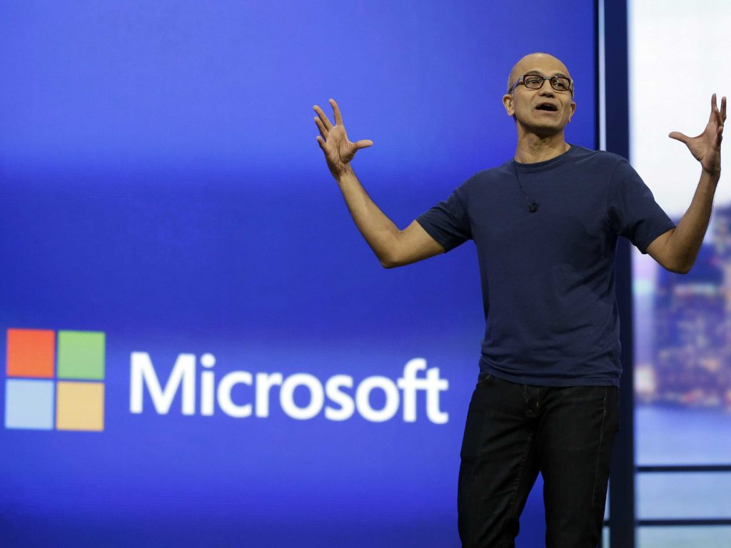indians ruling us companies microsoft