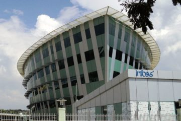 infosys investment