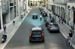 self driving technology 2017