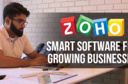 zoho investment
