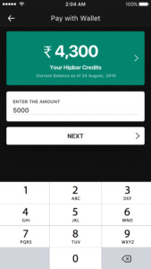 9-Pay with Wallet