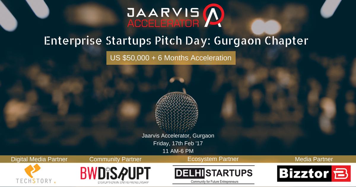 Jaarvis Accelerator Enterprise Startups