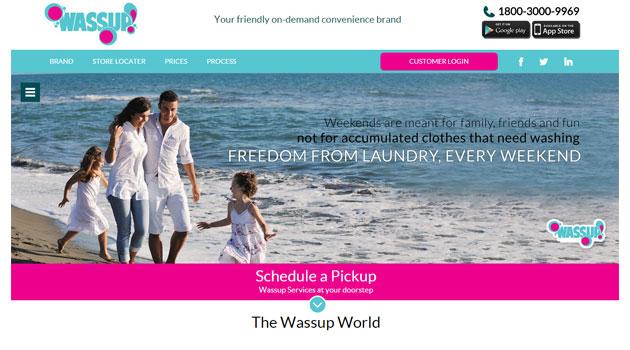 Wassup raises funding