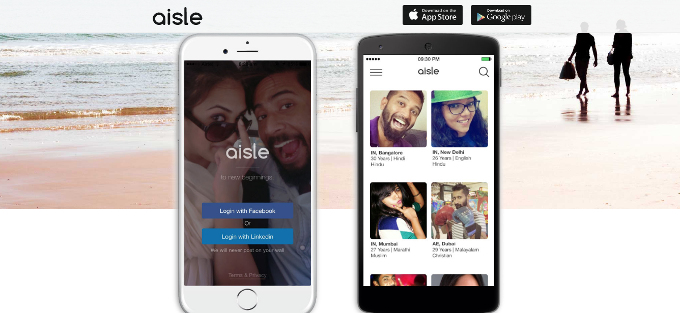 Tinder OkCupid Hinge or Aisle What is the best dating app for Indians
