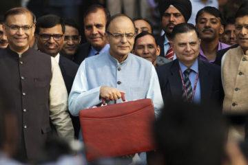 budget 2017 cashless society