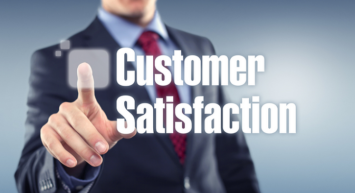 customer satisfaction online