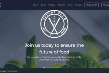 food future asia awards