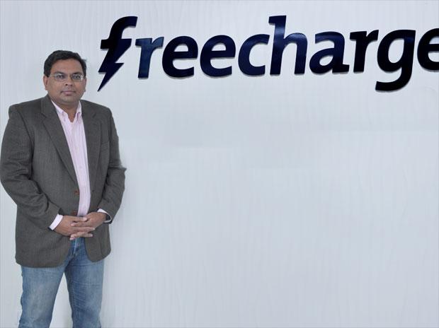 Freecharge CEO Govind Rajan