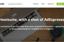 hootsuite acquires adespresso