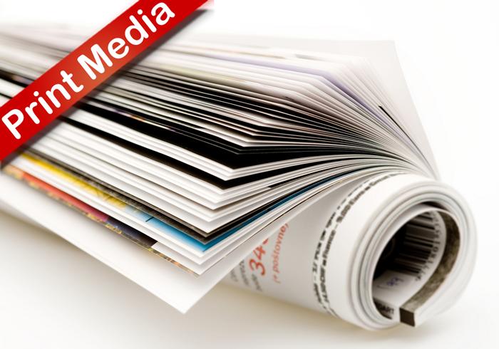 print media advertising 1
