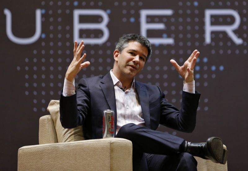 Travis Kalanick Trump's Advisory Board