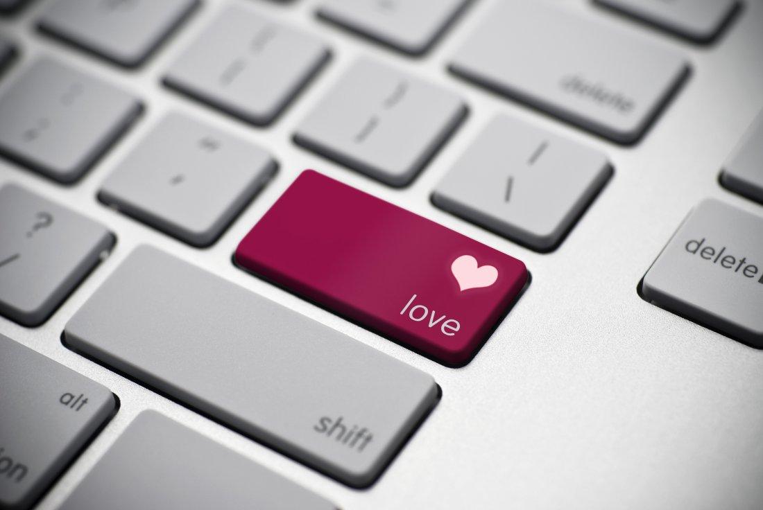 Macro Love Key