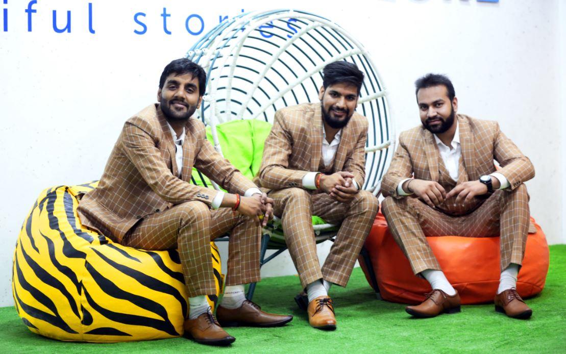 vinay singhal wittyfeed co-founders