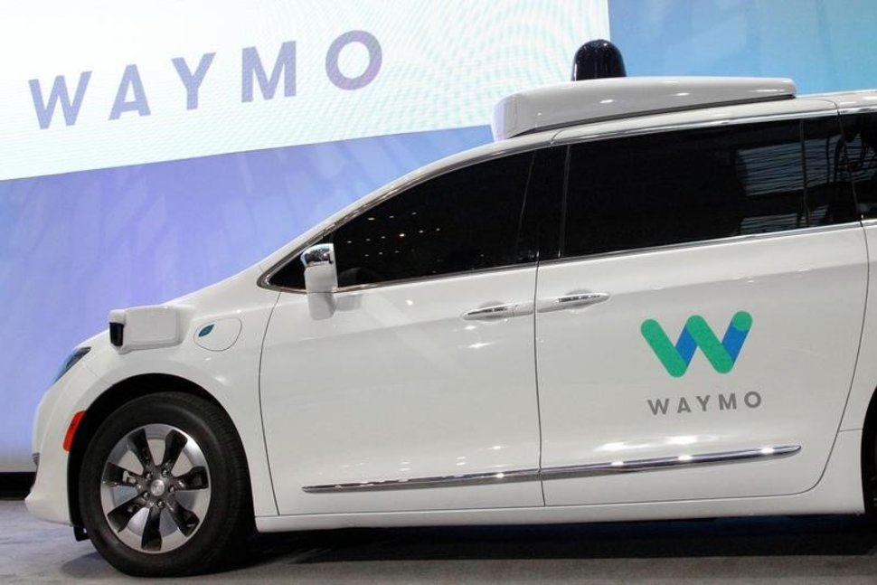 Google's Waymo sues Uber over 'theft' of self-driving technology