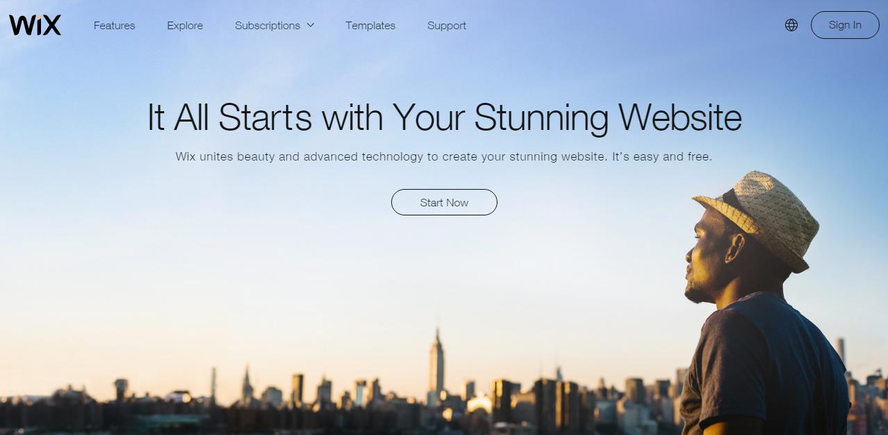 wix acquires deviantart