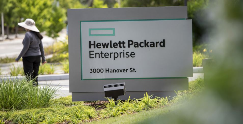 HPE acquire nimble