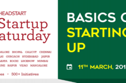 Headstart Startup Saturday