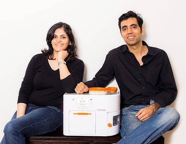 Powerful tech couples Pranoti Nagarkar and Rishi Israni