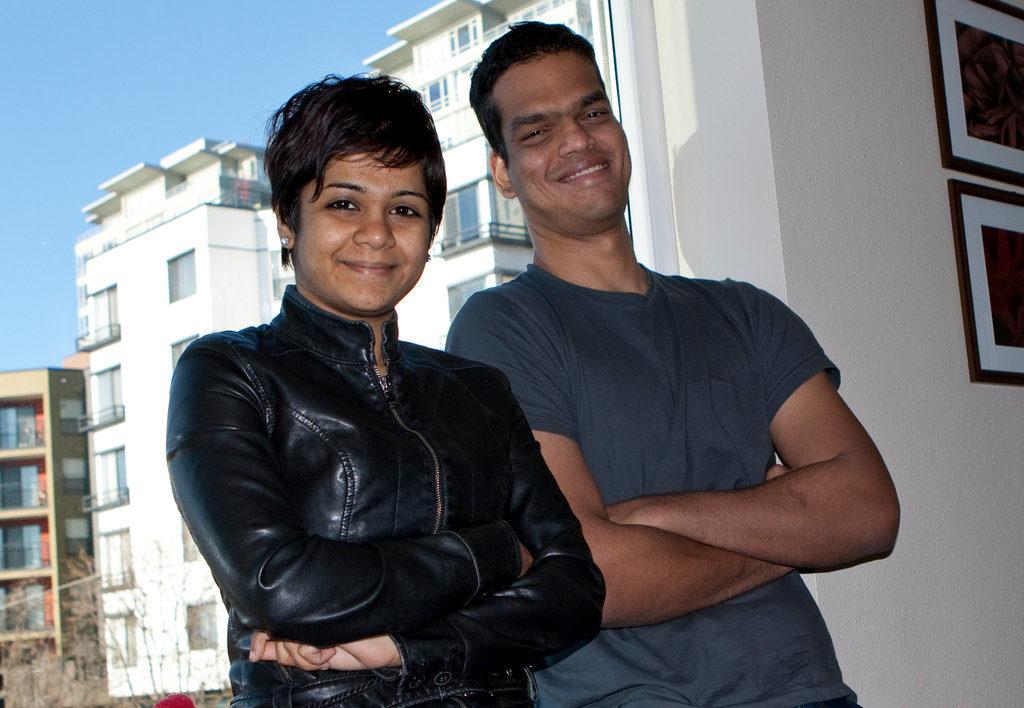 Powerful tech couples Aarthi Ramamurthy and Sriram Krishnan