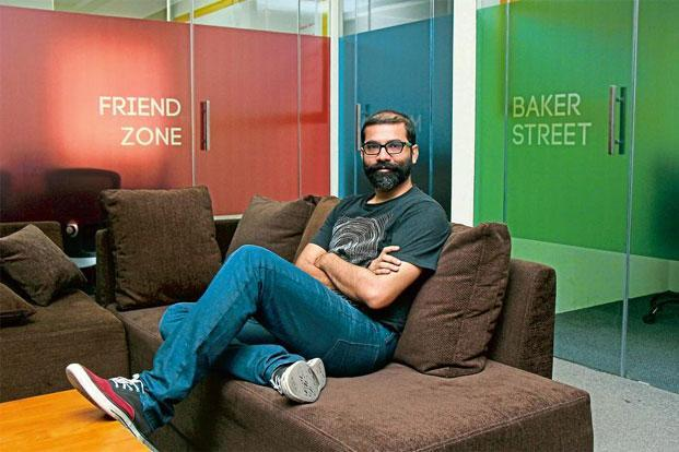 arunabh kumar nowhere found