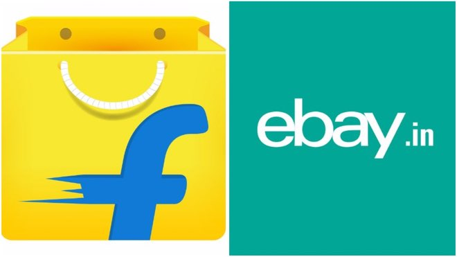 Flipkart to reportedly acquire eBay India, raises $2billion