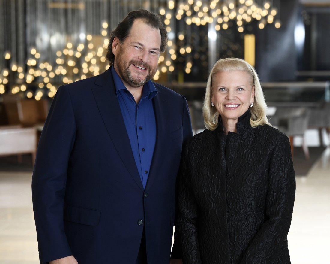 IBM Salesforce Partner