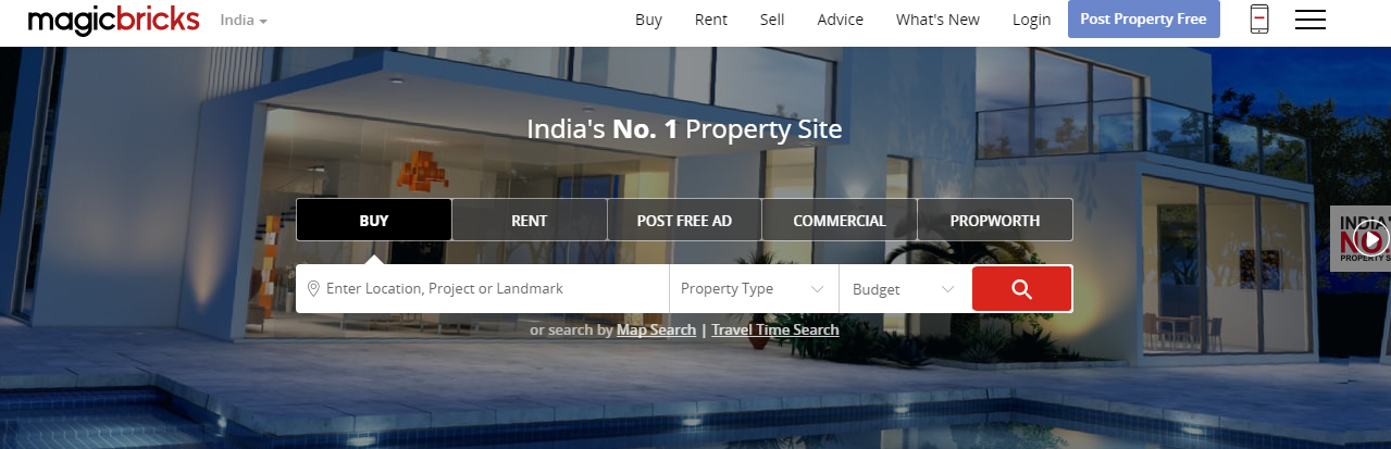 magicbricks funding