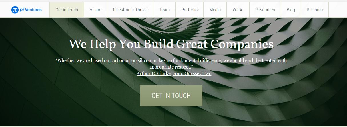 pi Ventures fund