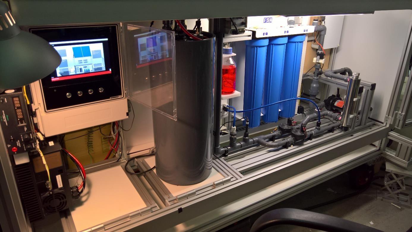 water purification method CDI