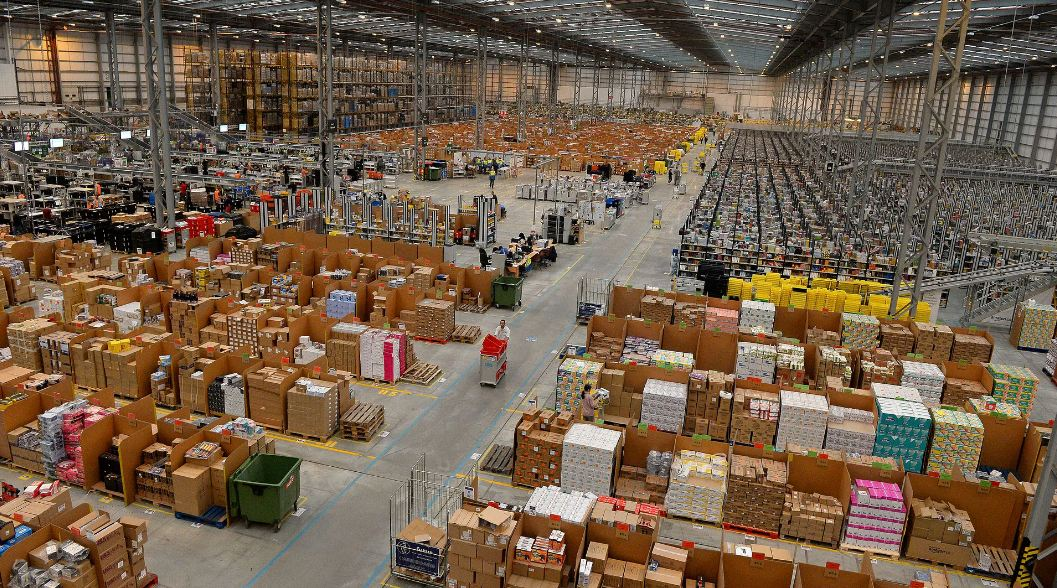 amazon enters australia