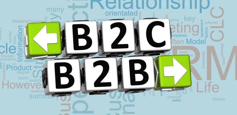 b2b b2c software