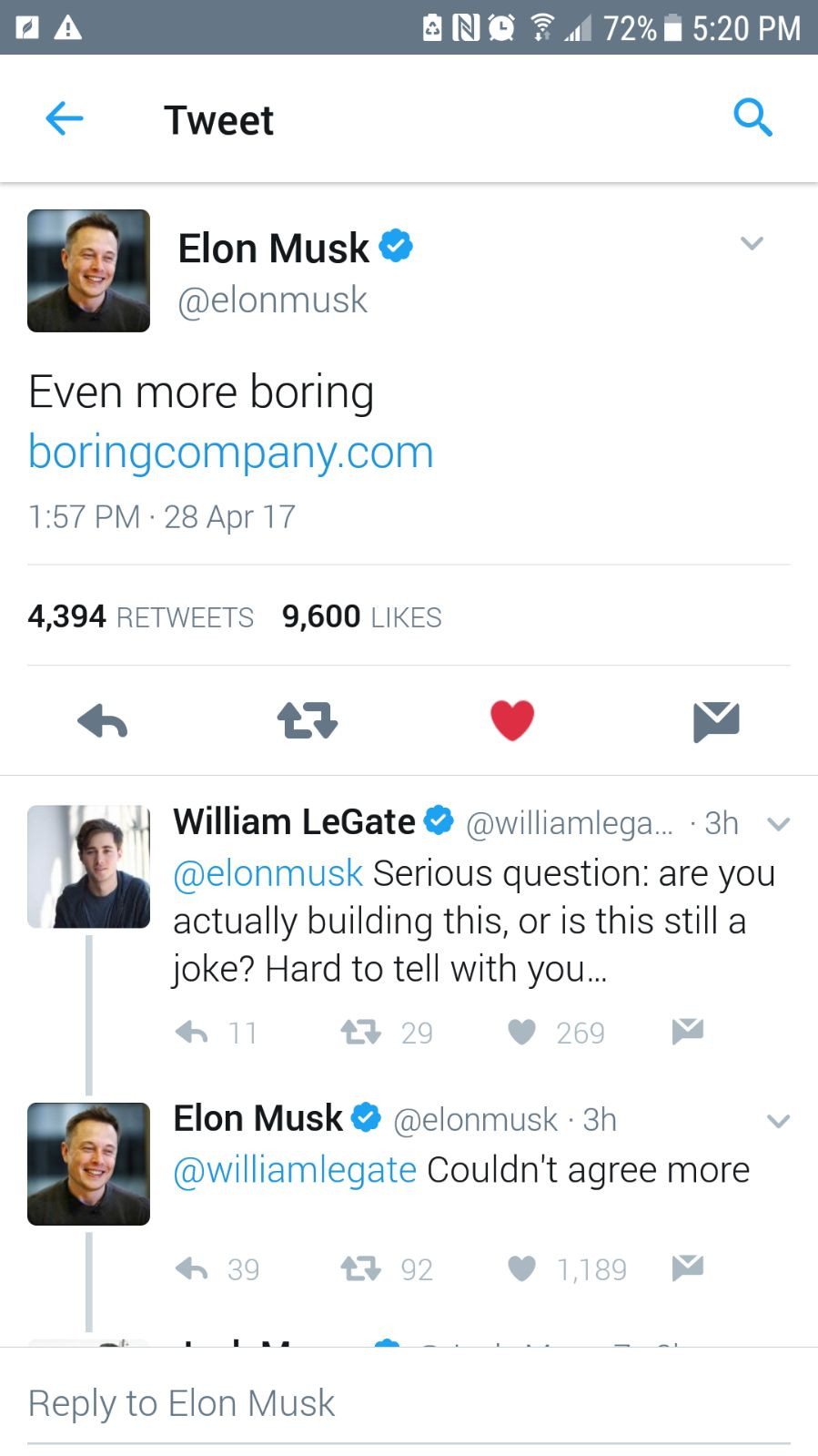 Boring here is a sneak peak at elon musk 39 s boring company for Story about future plans