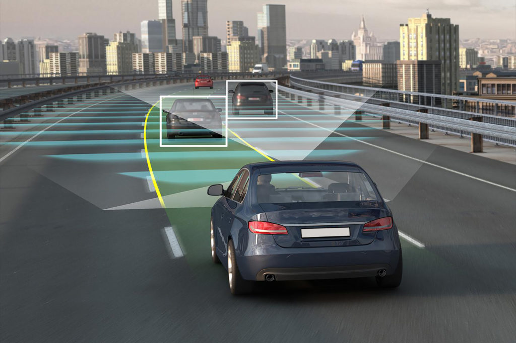 lane assignments autonomous vehicles