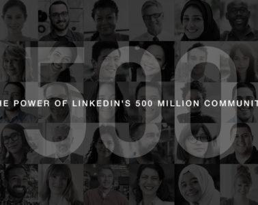 linkedin reaches 500 million