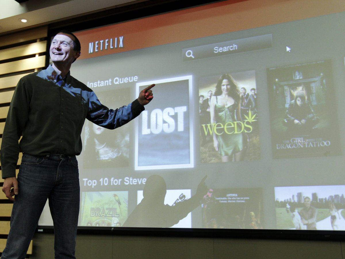 netflix chief product officer