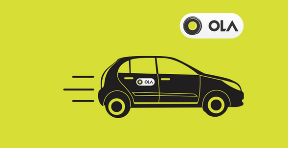 ola raises funding softbank