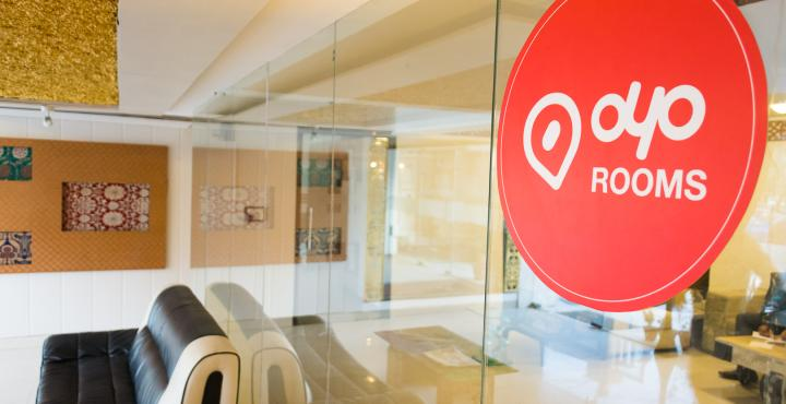 oyo rooms funding