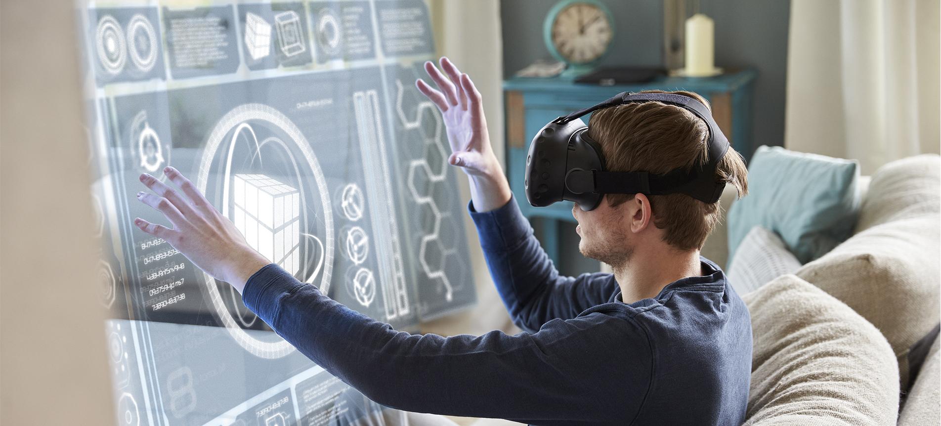 adobe virtual reality headset